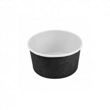 Ensaladeras Negras 1.000 ml (Pack 50 Uds)