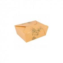 Cajas Americanas Estancas Feel Green 1.350 ml (Pack 50 Uds)