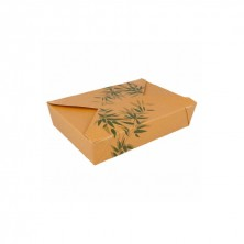 Cajas Americanas Estancas Feel Green 1.470 ml (Pack 50 Uds)