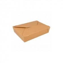 Cajas Americanas Estancas Natural 1.470 ml (Pack 50 Uds)