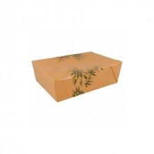 Cajas Americanas Estancas Feel Green 1.980 ml (Pack 50 Uds)