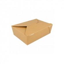 Cajas Americanas Estancas Natural 1.980 ml (Pack 50 Uds)
