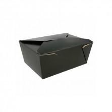 Cajas Americanas Estancas Negras 2.880 ml (Pack 40 Uds)