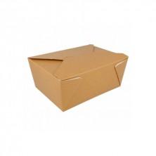 Cajas Americanas Estancas Natural 2.880 ml (Pack 40 Uds)