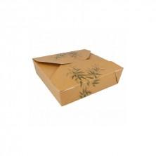 Cajas Americanas Estancas Feel Green 2.910 ml (Pack 35 Uds)