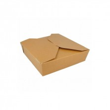 Cajas Americanas Estancas Natural 2.910 ml (Pack 35 Uds)