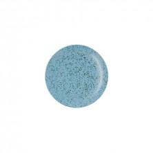 Plato Llano Oxide Azul 24 cm