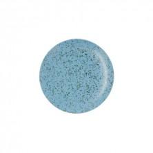 Plato Llano Oxide Azul 31 cm