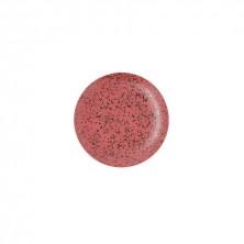 Plato Llano Oxide Rojo 24 cm