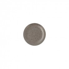 Plato Llano Oxide Gris 21 cm