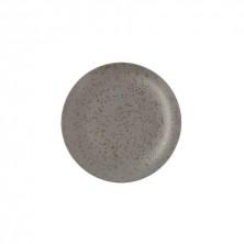Plato Llano Oxide Gris 31 cm