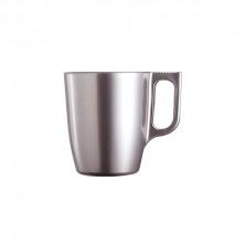 Mug Flashy Plateado 25 cl