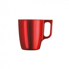 Mug Flashy Rojo 25 cl