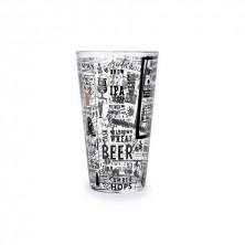 Vaso Alto Malta Beer 47 cl