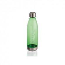 Botella Con Tapa Verde Quidate 0,75 L