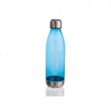 Botella Con Tapa Azul Quidate 0,75 L