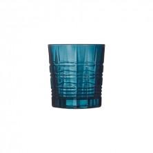 Vasos Brixton Azul 30 cl (Caja 6 Uds.)