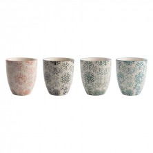 Set 4 Vasos Vita 8 cm