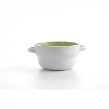 Bol Sopa Vita Blanco y Verde 50 cl (Caja 12 Uds)