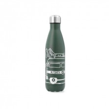 Botella Termo Verde Mi Planeta 0,75 cl.