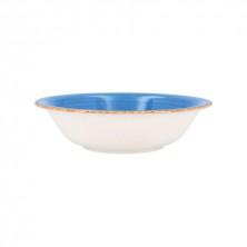 Ensaladera Vita Azul 23 cm.