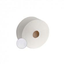 Papel Higiénico Industrial Pasta 400 gr. (Pack 18 Rollos)